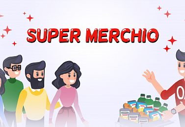 SUPER MERCHIO: игра от OPEN Group